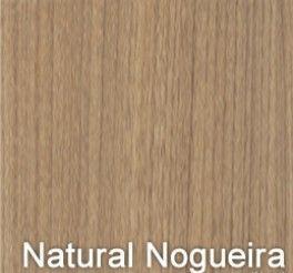Piso Laminado Eucafloor Prime Nogueira Natural Monna